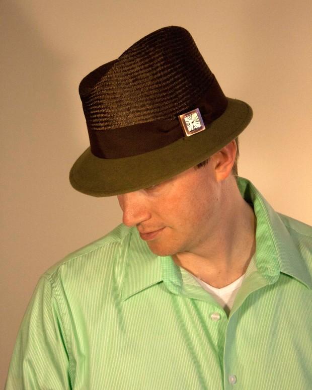 MikoFabulous Chapeaux Watch Your Hat JONATHAN